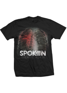 Breathe Again Album T-Shirt