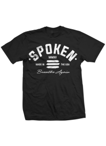 Breathe Again Black T-Shirt